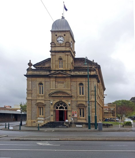 Albany Townhall